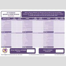 Divorce Worksheets  Clarity Road