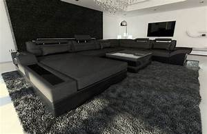 U Sofa Xxl : large sectional sofa u shaped cushion mix mezzo xxl led ~ A.2002-acura-tl-radio.info Haus und Dekorationen