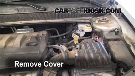 automobile air conditioning repair 2007 chrysler sebring auto manual how to jumpstart a 2007 2010 chrysler sebring 2007 chrysler sebring limited 2 4l 4 cyl