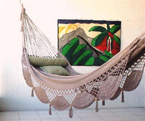perfect pillows  hammock decorating adding comfort