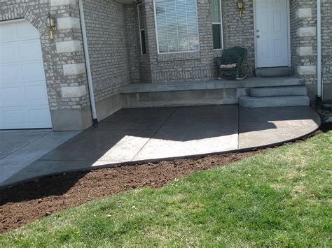 custom patio and driveway bluffdale utah jrs