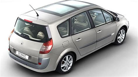 2007 Renault Grand Scenic Photos Informations Articles