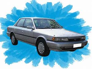 Motor First Rides  1991 Toyota Camry