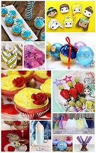 favorite disney princess recipes and crafts crafts