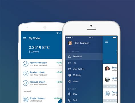 Unlike other apps, most of our buys and sells happen in seconds. Coinbase Launches Redesigned iOS and Android Apps   by Coinbase   The Coinbase Blog