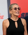 SHARON STONE at The Spy Who Dumped Me Premiere in Los ...