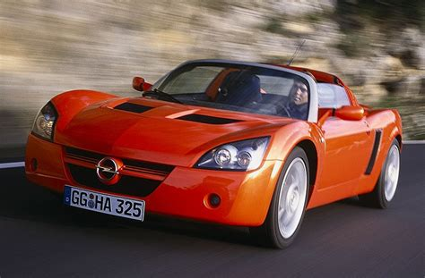 Opel Speedster by Opel Speedster 2001 Pictures Opel Speedster 2001 Images