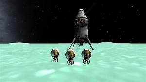 Kerbal Space Program- Minmus Surface by BMWwolf on deviantART