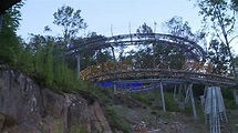 Mountain coaster grand opening on National Roller Coaster Day