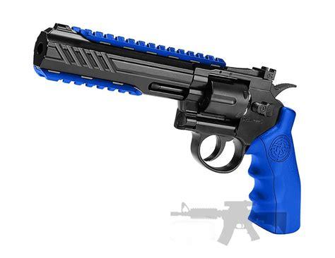 SRC 6 Inch Titan Full Metal CO2 Airsoft BB Gun Revolver