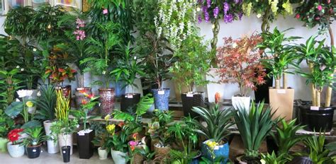 buy quality artificial flowers trees plants perth
