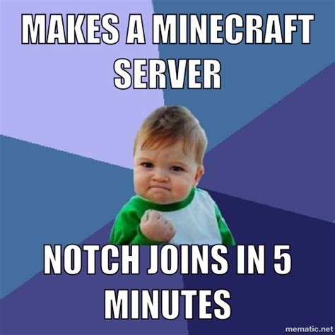 Server Meme - my memes minecraft server minecraft pinterest