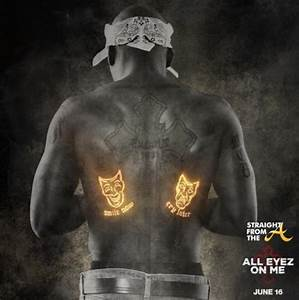 Official Trailer for 'All Eyez On Me' Tupac Biopic ...