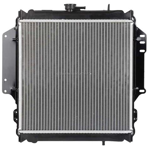 Suzuki Samurai Radiator by 1987 Suzuki Samurai Radiator 1 3l Engine 19 00291 An