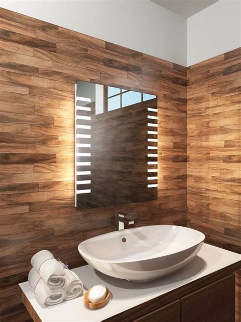 glamorous led bathroom mirrors  design led bathroom
