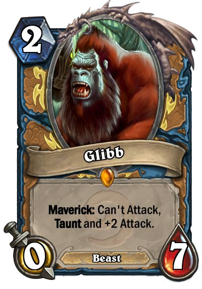 awesome fanmade hearthstone cards geek  sundry