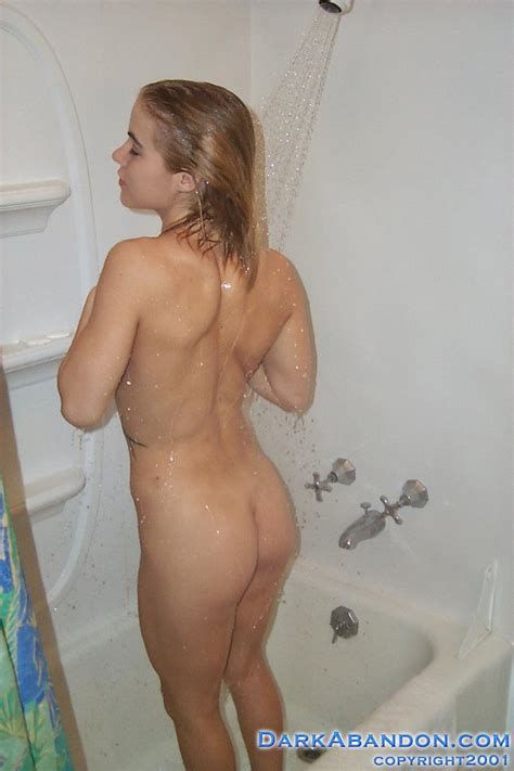 Sexy Amateur Teen Slut Nude In A Shower Picture 4