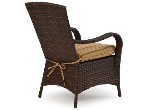 palm springs rattan 6000 series dining arm chair w seat