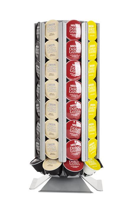 kapselhalter dolce gusto capsulehouder capsule dispenser coffeetower dg72 zilver voor dolce gusto ebay