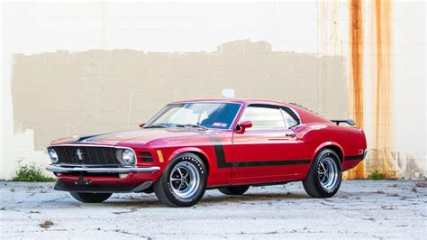 Glazier Nolan Mustang Barn by 1970 Ford Mustang 302 Fastback T228 Kissimmee 2015