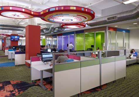 Quicken Loans' Office Renovation Revitalizes Detroit Building