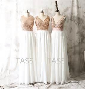 gold bridesmaid sequin chiffon bridesmaid dresses gold sequin bridesmaid gown wedding dress sequin