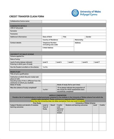 free 21 sle transfer forms pdf