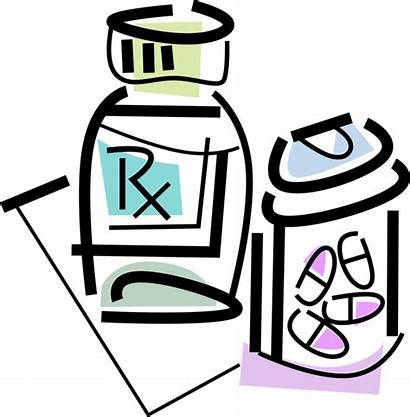 Clip Prescription Drugs Rx Vectors Medication Clipart