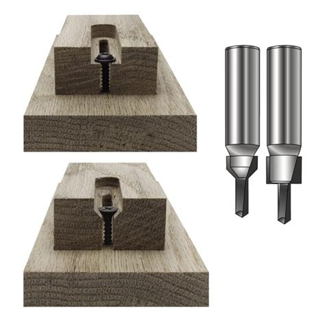 screw slot router bits  products eagle america