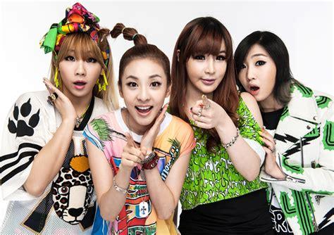 Top 10 Most Popular Korean Girl Groups In 2015