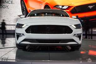 2014 ford mustang colors updated 2018 ford mustang gt is quicker than a porsche 911 automobile magazine