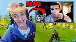 Top 5 Streamers WHO PLAYED WITH CELEBRITIES! (Ninja Drake ...
