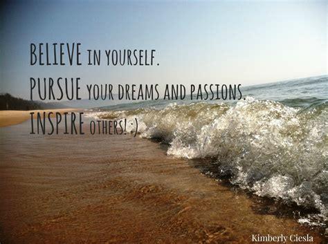 quote    pursue  dreams