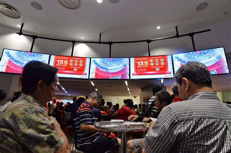Two Winners Share S.9 Million Prize In Toto Hongbao Draw