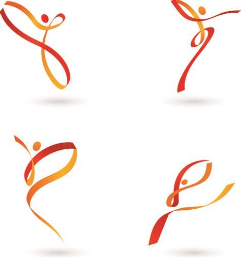 sports for logo people design vector free vector in encapsulated postscript eps eps vector