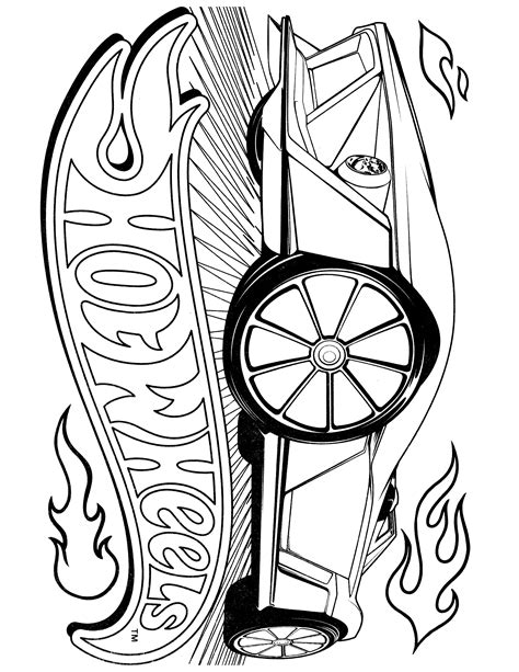 Kleurplaat Wheels by Wheels Logo Coloring Pages Coloring Pages