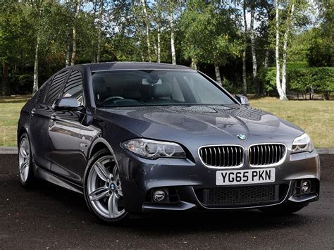 Used 2015 Bmw 5 Series 535i M Sport Saloon For Sale In