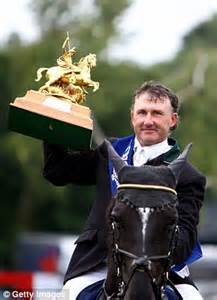 peter charles admits hickstead win  worth  wait daily mail