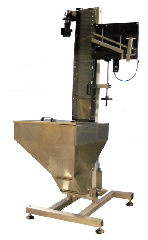 capping machine sorting elevator  liquid packaging solutions