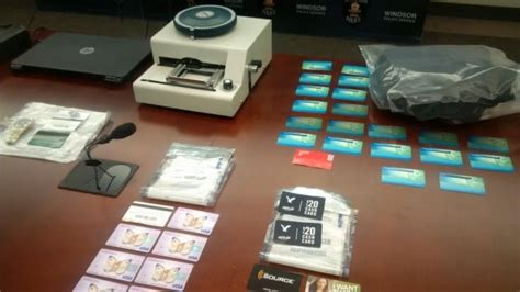 All loans subject to approval. Windsor police bust credit card lab | CBC News
