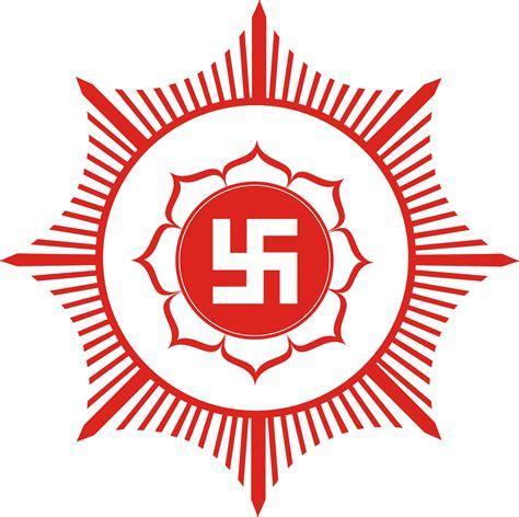 logo swastika  wayan fais wayan fais