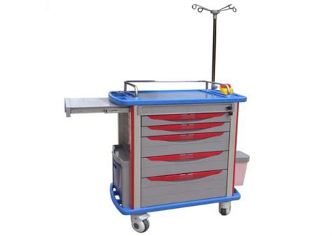 Advanced Abs Plastic Iv Pole Medicine Trolley , Hospital Nursing Cart With Utility Container Plastic Cow Figurines Cinch Ties Surgeons In Dallas Diamond Rings Pearl Beads Kettle Stainless Steel No Clear Box Wheels Home Depot