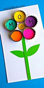25 Creative Mother's Day Craft Ideas For Kids - Trends and Me