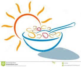 breakfast logo stock photography image 21620642