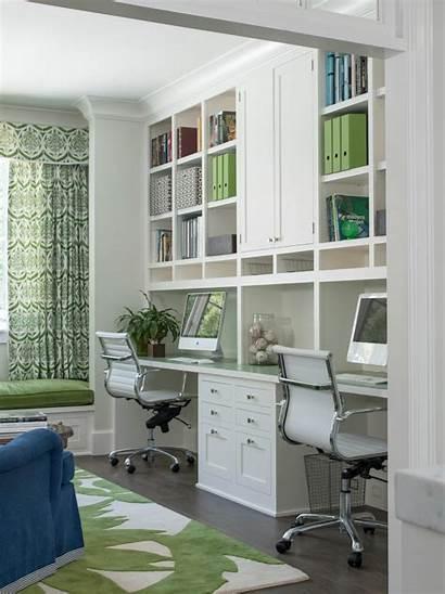 Office Study Modern Farmhouse