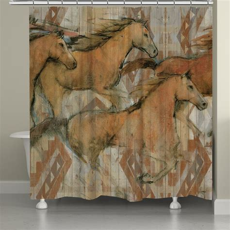 equine shower 9 best shower curtain images on horses