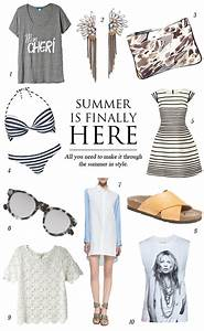 Must Haves Sommer 2015 : summer must haves tomboy kc ~ Eleganceandgraceweddings.com Haus und Dekorationen