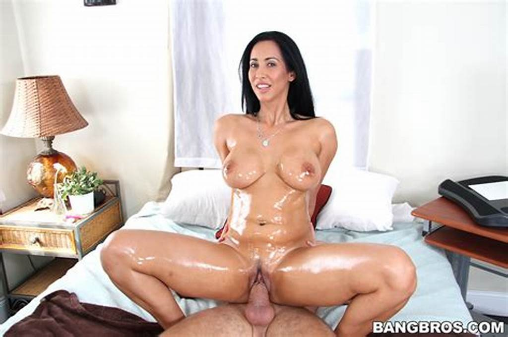 #Busty #Latina #Milf #Gets #Creampie #Filling