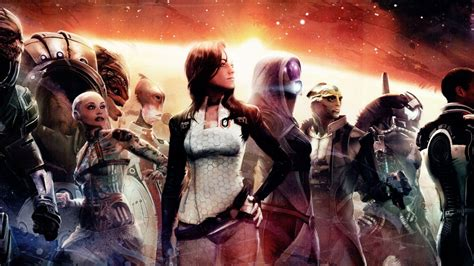 Mass Effect 2 Is Free Right Now