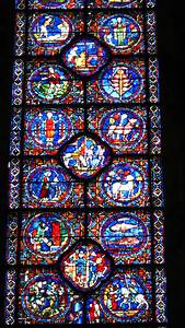 Chartres Cathedral Stained Glass